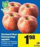 Orchard Run Honeycrisp Apples