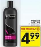 Tresemmé Hair Care