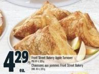Front Street Bakery Apple Turnover