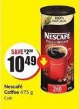 Nescafé Coffee 475 g