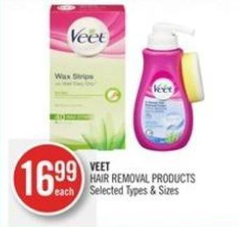 Veet Hair Removal Products
