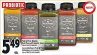 Pulp & Press Organic Cold Pressed Probiotic Juice