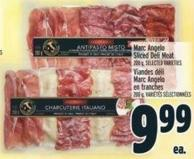 Marc Angelo Sliced Deli Meat 200 g