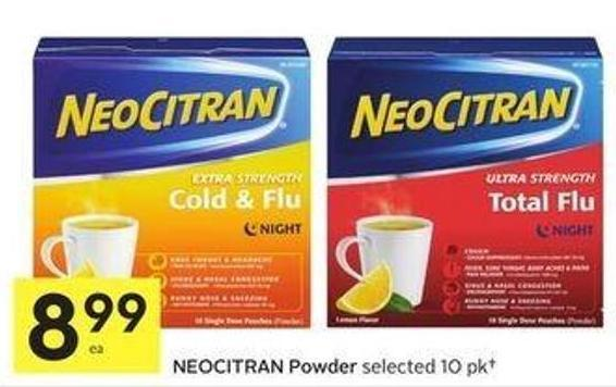 Neocitran Powder