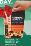 Central Roast Dry Roasted Mixed Nuts - 260 G