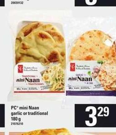 PC Mini Naan