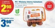 PC Mixiany Cherry Tomatoes - 255 g