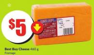 Best Buy Cheese 460 g