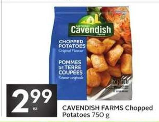 Cavendish Farms Chopped Potatoes