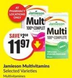 Jamieson  Multivitamins
