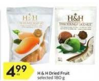 H & H Dried Fruit