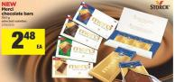 Merci Chocolate Bars - 100 g