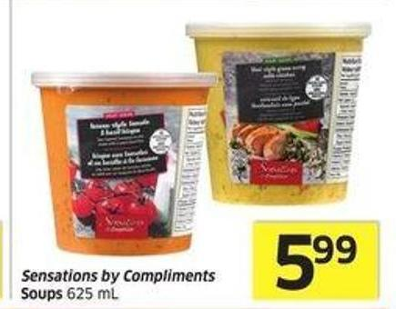 Sensations By Compliments Soups