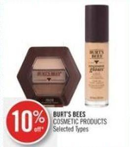 Burt's Bees Cosmetic Products