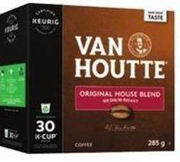 Selected Van Houtte K-cup Pods - 30-ct