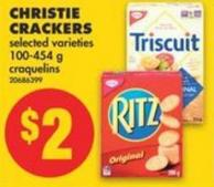 Christie Crackers - 100-454 g