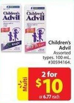Advil Children's