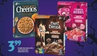 Pumpkin Spice Cheerios - 306 G Count Chocula - 295 G Franken Berry - 270 G