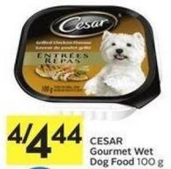 Cesar Gourmet Wet Dog Food 100 g