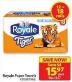 Royale Paper Towels