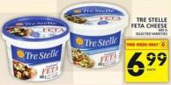 Tre Stelle Feta Cheese