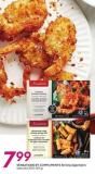 Sensations By Compliments Shrimp Appetizers Selected 300-355 g