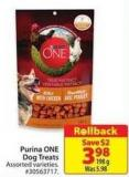 Purina One Dog Treats