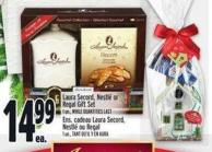 Laura Secord - Nestlé Or Regal Gift Set 1 Un. -