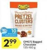 Omg's Bagged Chocolate - 10 Air Miles