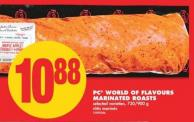 PC World Of Flavours Marinated Roasts - 730/900 g