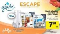 Glade Plugins Scented Oil Kit Or Refills - 1-3's