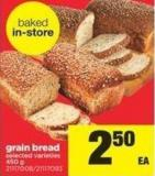 Grain Bread