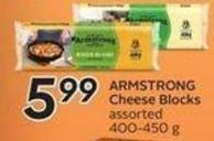 Armstrong Cheese Blocks