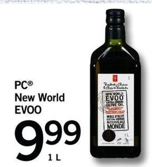 PC New World Evoo