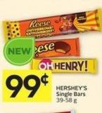 Hershey's Single Bars 39-58 g