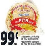Selection Or Adonis Pita 200 - 250 g