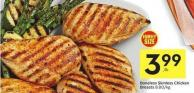 Boneless Skinless Chicken Breasts 8.80/kg