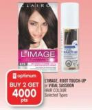 L'image - Root Touch-up or Vidal Sassoon Hair Colour