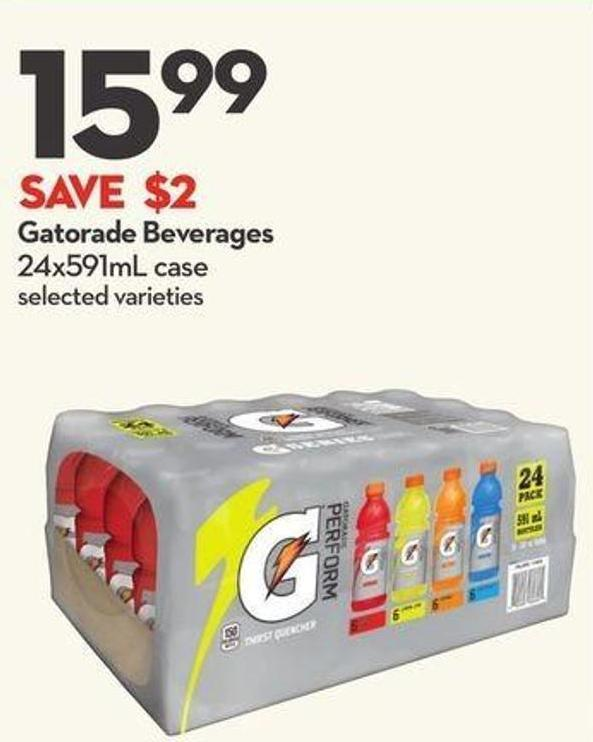Gatorade Beverages