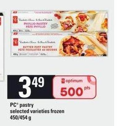 PC Pastry - 450/454 g