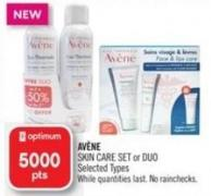 Avène Skin Care Set or Duo