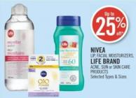 Nivea Lip - Facial Moisturizers - Life Brand Acne - Sun or Skin Care Products