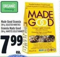 Made Good Granola 284 g