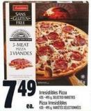 Irresistibles Pizza 435 - 495 g