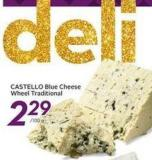 Castello Blue Cheese Wheel Traditional