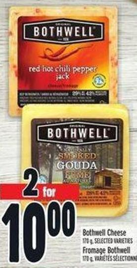 Bothwell Cheese - 170 g