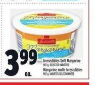 Irresistibles Soft Margarine