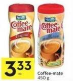 Nestlé Coffee-mate 450 g