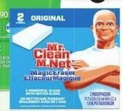 Mr. Clean Magic Eraser - 2-pack