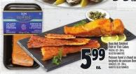 Dom Hot Smoked Fish Or Fish Cakes Frozen - 125 - 280 g